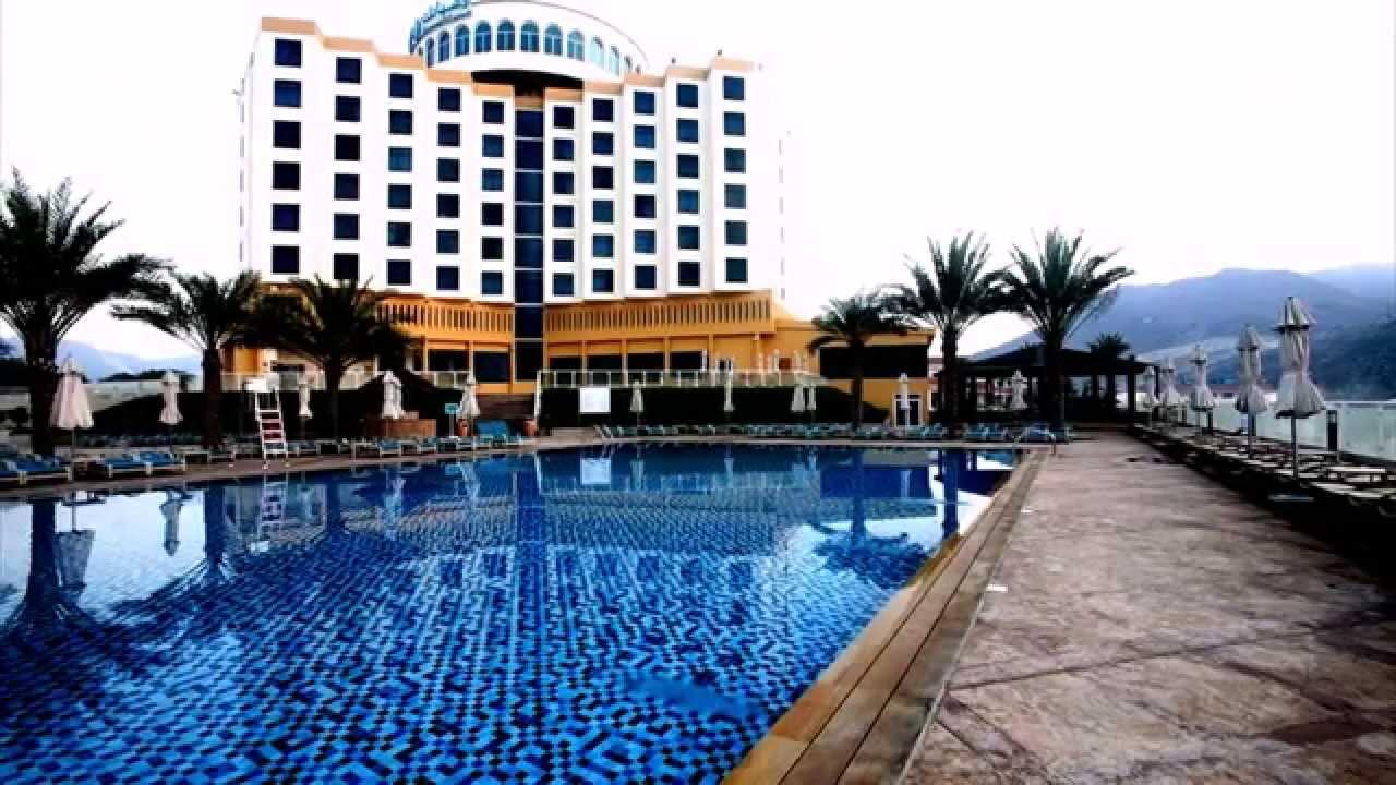 Отель океаник оаэ по системе soft all