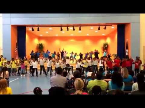 Highlight: SPARC's 2014 STAGES Program at Harvie Elementary School