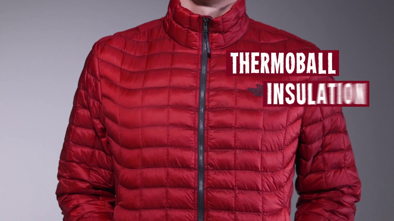 3fe7b573bb10 The North Face Men s Thermoball Jacket 2017 Review - YouTube