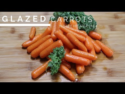 Glazed Carrots - Recipe