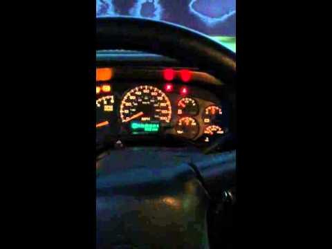 2000 Chevy Silverado starts then dies