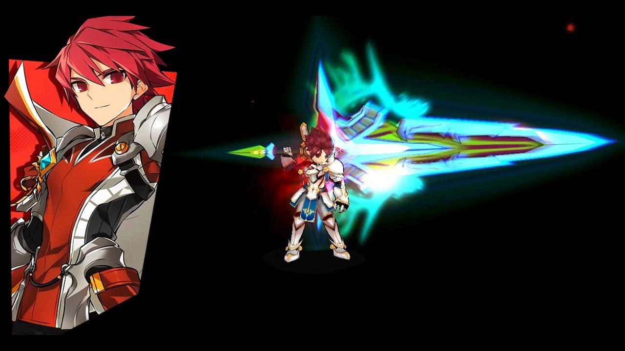 Elsword Int Server Knight Emperor Mod Armageddon Blade Test