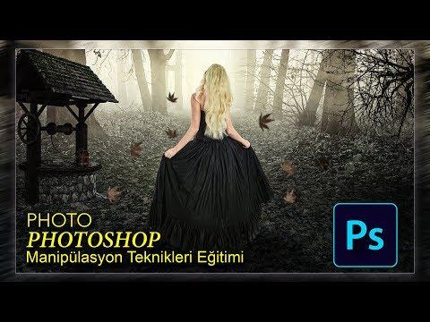 Photoshop Eğitim | photoshop Manipulation Tutorial | Buğulu bir hava thumbnail