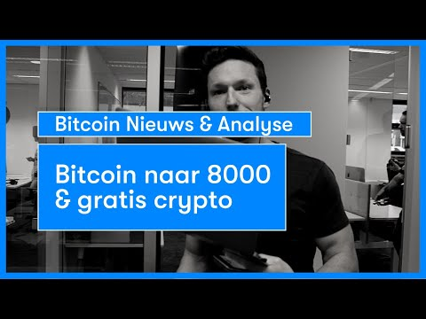 Het Volgende Doel Is 8000 Euro! Bitcoin Koers Analyse | Gratis Crypto | BTC Direct