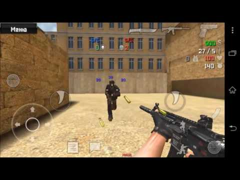 Игра Контр Страйк онлайн Counter Strike играть