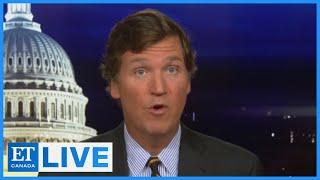 Tucker Carlson Bashes 'Sesame Street' Talk On Racism  | ET Canada LIVE