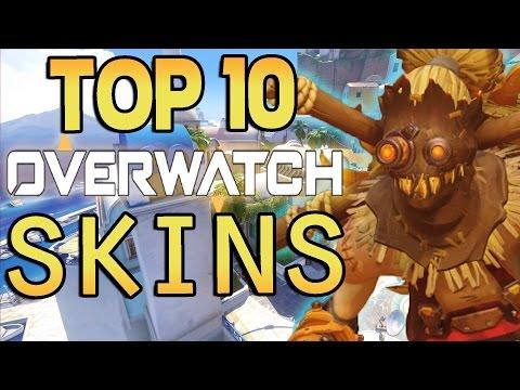 [Overwatch] Top 10 (Legendary) Skins