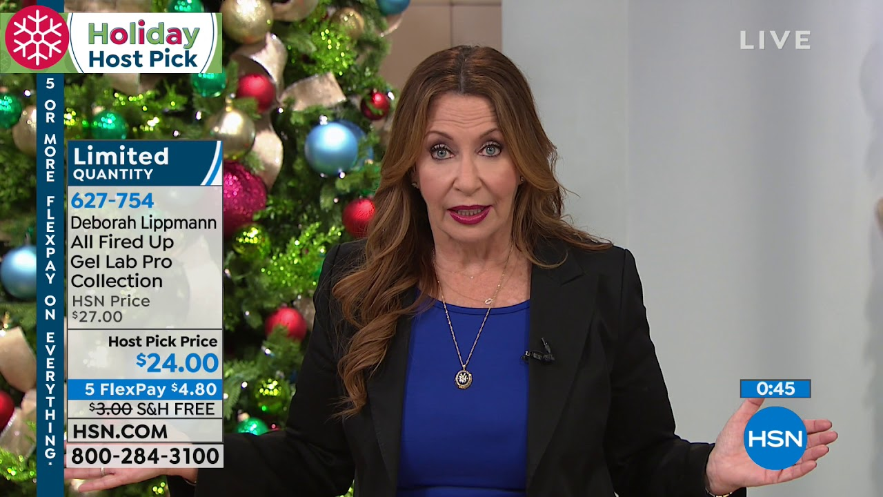 HSN | Valerie Stup's Holiday Beauty Host Picks 10 19 2018 - 05 AM