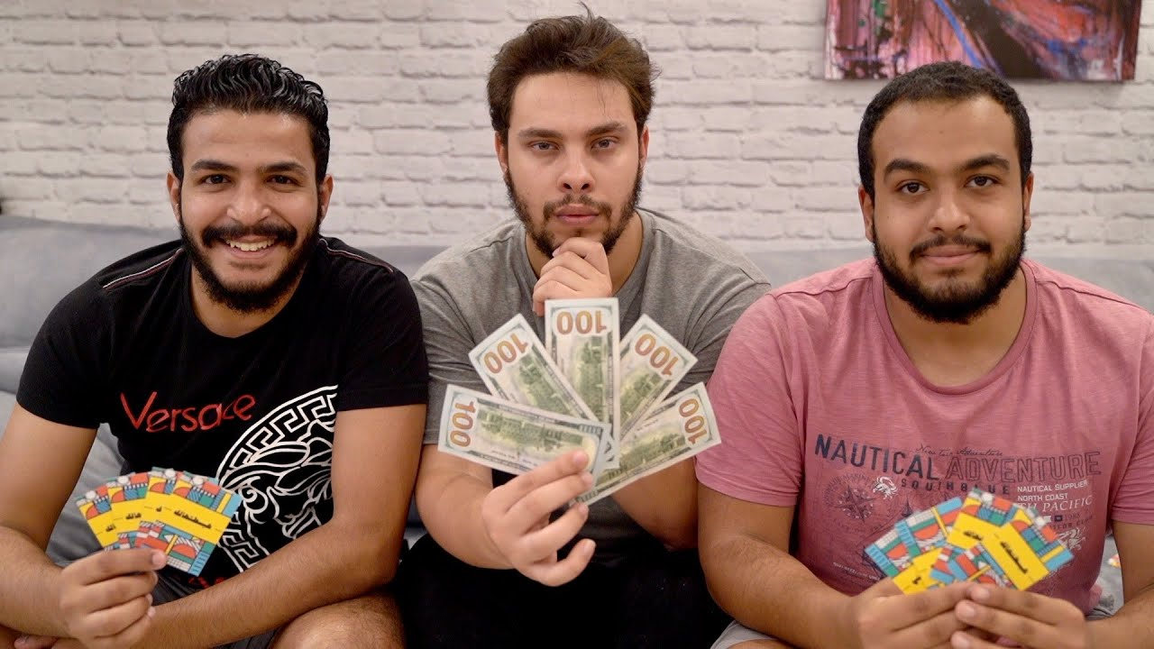 تحدي الانتقام مع احمد حسن ( الكسبان يربح 500 دولار )
