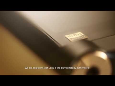 The Art of Sound Perfection with Sony Flagship Hi Res Audio Walkman NW ZX2