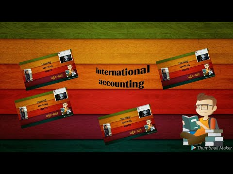 Indian accounting standards (basics)