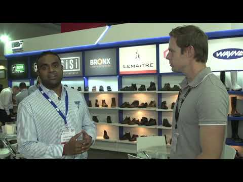 Electra Mining Africa 2018 -  BBF Safety Group Interview
