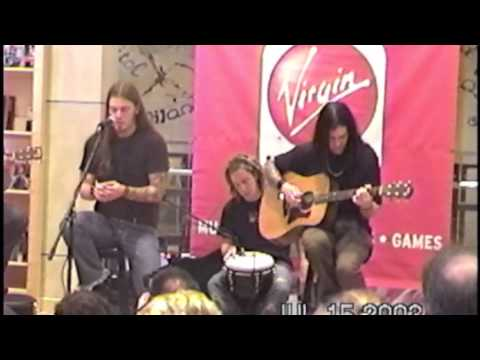 Shinedown - 45 - Acoustic Live At Downtown Disney Megastore 7-15-03