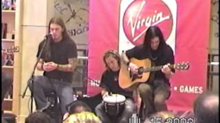 Shinedown - 45 - Acoustic Live at Downtown Disney Megastore 4-15-03