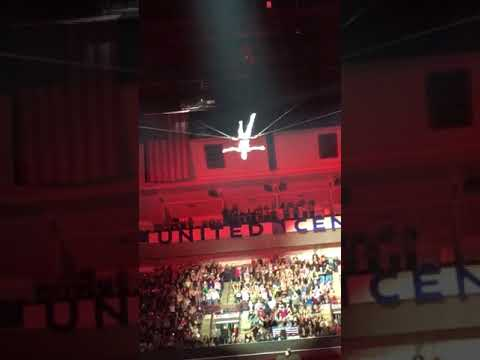"""P!nk """"So What?"""" Beautiful Trauma Tour LIVE United Center Chicago 3-9-2018 Pink"""