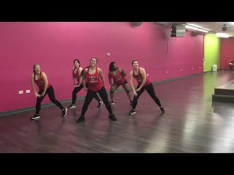 """""""Please Me"""" By Bruno Mars & Cardi B - DANCE2FIT With Jessica Bass James"""