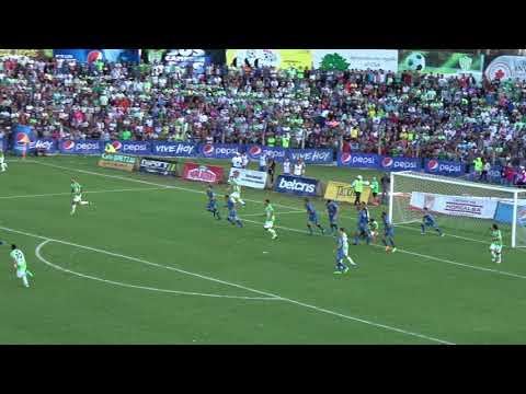 Antigua GFC 1-0 Cobán Imperial - Semifinal Vuelta - Apertura 2017