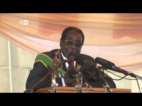 Zimbabwe's Mugabe defiant in Heroes' Day speech | Journal