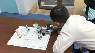 小学3年生のバトルロボットプログラミング thumbnail