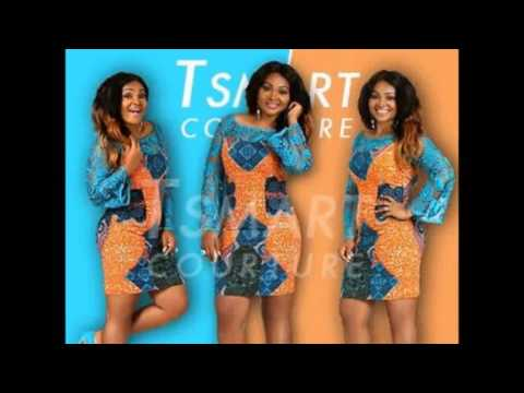 Rock Attractive Best African Aso,EBI,Ankara Collection for Fashion Ladies
