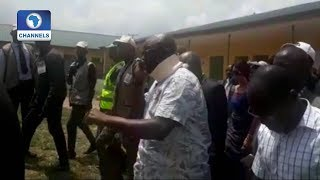 Protect Your Vote Even If They Cut Your Neck, Fayose Tells PDP Agents