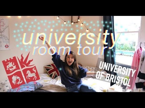ROOM TOUR 2017 | UNIVERSITY OF BRISTOL