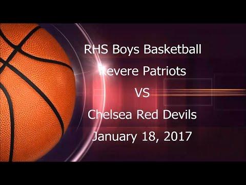 (01/18/17) R.H.S. Boys' Basketball v Chelsea