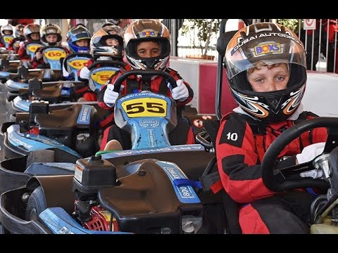 Emirates Schools Karting Championship 2017 - Season 2 Final Race