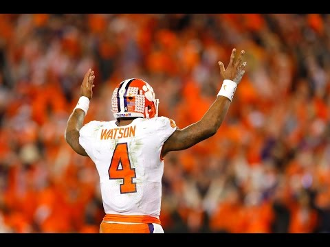 Clemson VS Alabama Highlights 2017 CFP National Championship HD