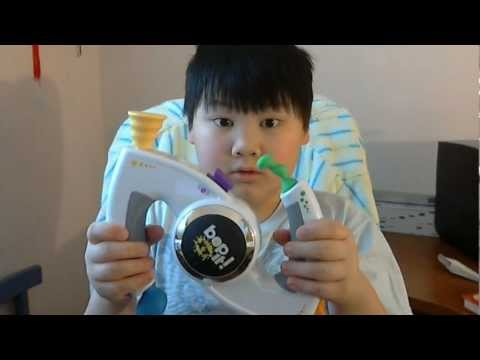 Beating Bop It! XT on Expert With My Eyes Closed