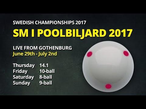 14.1 Straight Pool LIVE SM 2017