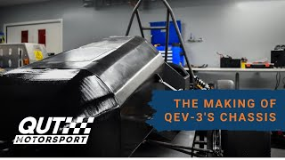 The Making of QEV-3's Chassis + Team Update