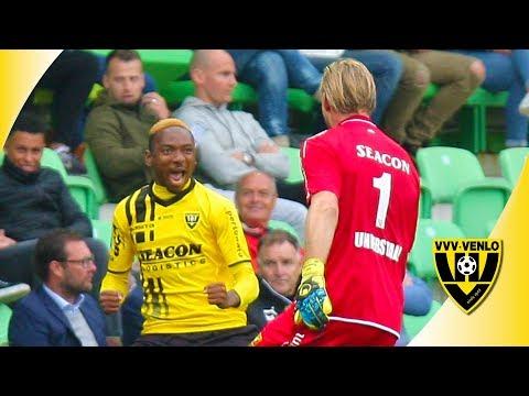 Goal Nwakali - 1-1 | FC Groningen - VVV-Venlo