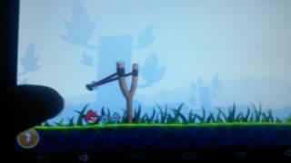 Angry birds o nível más difícil