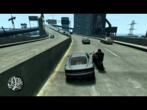 GTA 4 On A Nvidia Geforce GT 240 1GB (part 2)