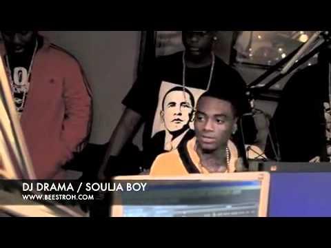 Soulja Boy Interview is Lil B is GAY?!