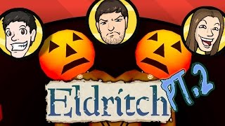 Watch Eldritch Leech video