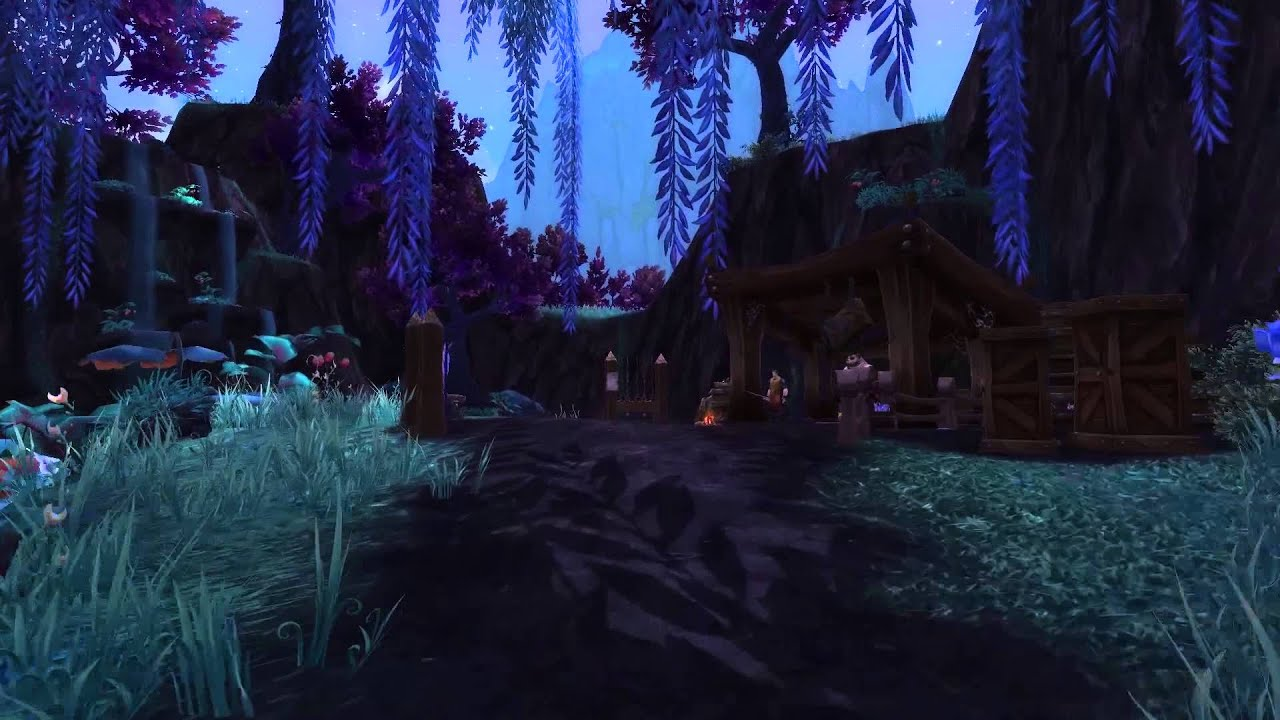 World of warcraft warlords of draenor alliance level 3 garrison world of warcraft warlords of draenor alliance level 3 garrison youtube malvernweather Image collections