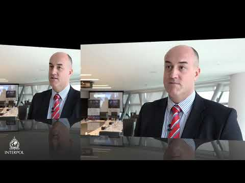 Michael Roberts, Programme Manager, INTERPOL Project Stadia