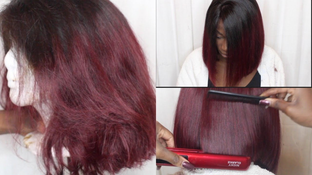 How To Make Your Old Wig Look Brand New     Wig Revamp