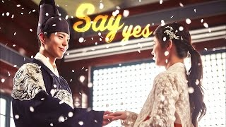 《Love in the Moonlight》|Park Bo Gum♡Kim Yoo Jung ❰박보검x김유정❱ - Say Yes❤️