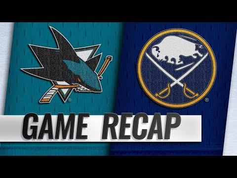 Skinner's OT goal seals Sabres' 10th straight win