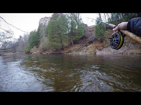 Fall Steelhead Float Fishing - Using Deeper CHIRP