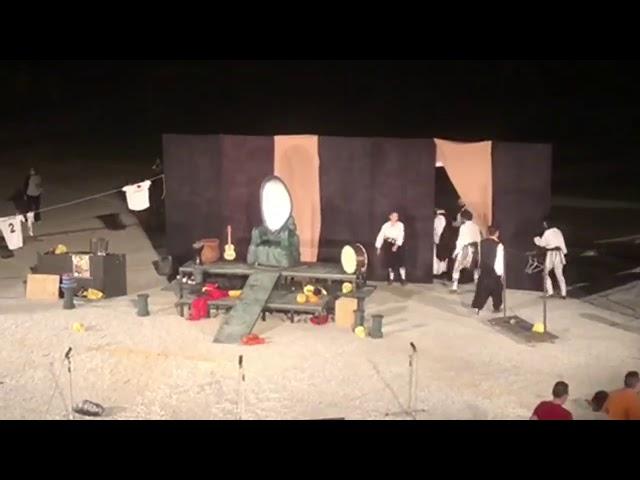 Μήδεια του Μποστ σε σκηνοθεσία Νικορέστη Χανιωτάκη - Χειροκρότημα - StellasView
