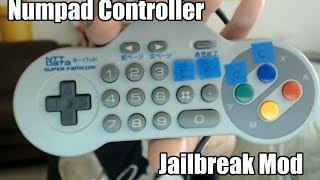 Numpad Mod for SMW Jailbreak