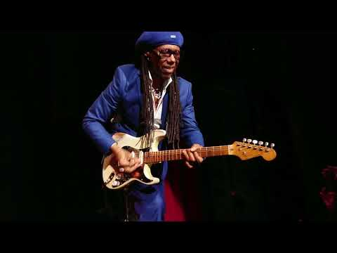 CHIC - I'm Coming Out.....and several more - Live in Buenos Aires 2017
