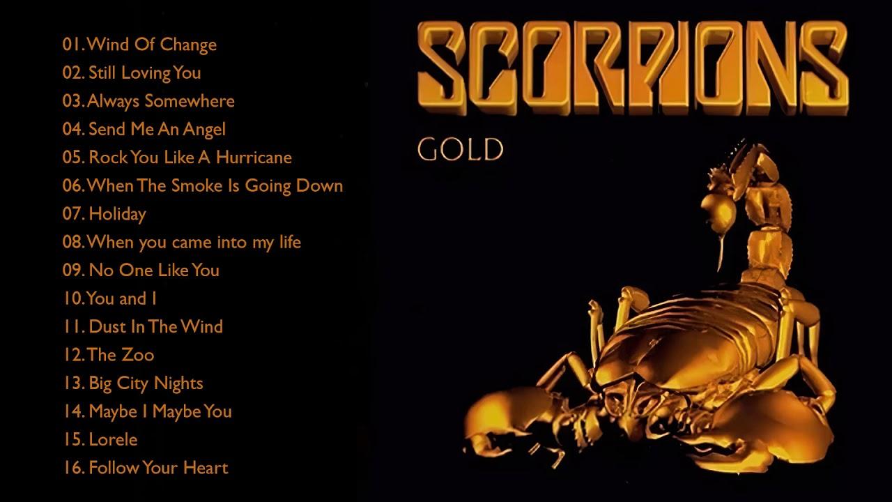 Download S C O R P I O N S Gold Greatest Hits Full Album - Best Songs Of S C O R P I O N S Playlist 2021