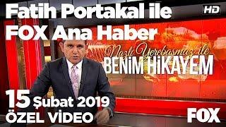 Gençlerde işsizlik oranı: %23,6... 15 Şubat 2019 Fatih Portakal ile FOX Ana Haber