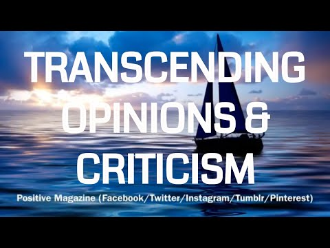 10 Minute Guided  Meditation Transcending Opinions, Comparisons, Criticism  Epic-Uplifting-Healing