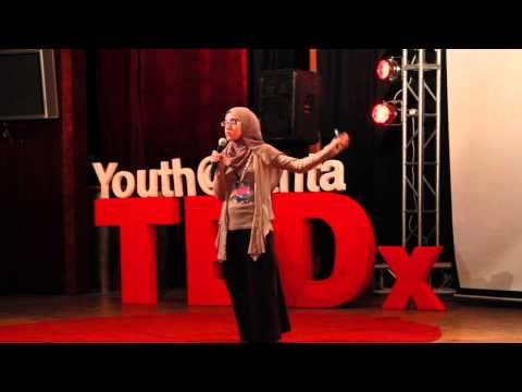 Can we eat knowledge : Yasmine Madkour at TEDxYouth@Tanta